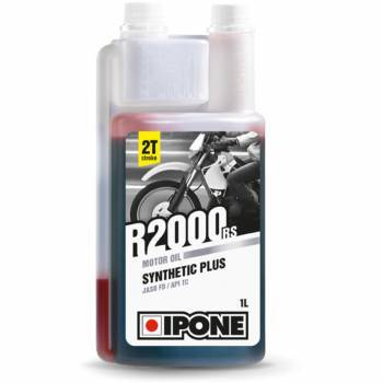 Ipone R2000 RS, 2T-öljy, 1L