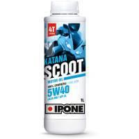 Ipone Scoot 4, 4T-öljy 5W40, 1L