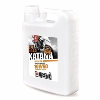 Ipone Off-Road Katana, 4T-öljy 10W-60, 4L