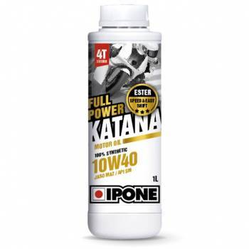 Ipone Full Power Katana, 4T-öljy 10W-40, 1L