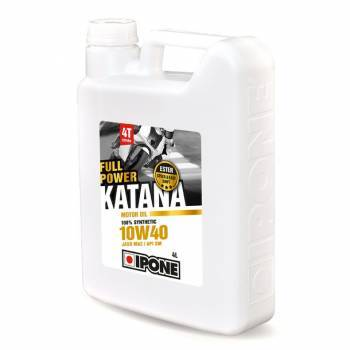 Ipone Full Power Katana, 4T-öljy 10W-40, 4L