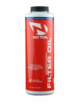No-Toil Filter Oil, 0.48L