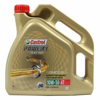 Castrol Power1 Racing, 4T-öljy 10W-50, 4L