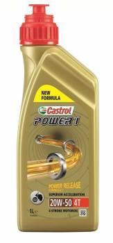 Castrol Act>Evo, 4T-öljy 10W-30, 1L