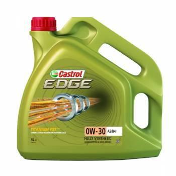 Castrol Edge FST-Ti, 4T-öljy 0W-30, 4L