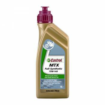 Castrol MTX Full Synthetic, 75W-140, 1L
