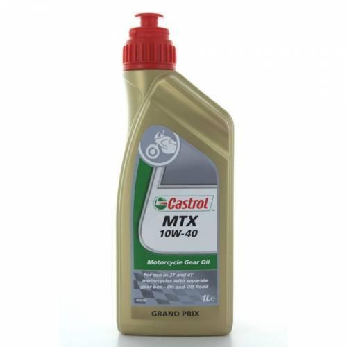 Castrol MTX, 10W-40, 1L