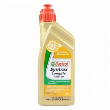 Castrol Syntrax Long Life, 75W-90, 1L