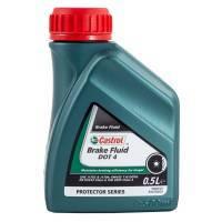 Castrol Brake Fluid, DOT4, 0.5L