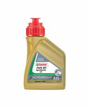 Castrol Fork Oil Synthetic, 5W, 0.5L