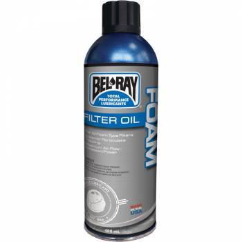 Bel-Ray Foam Filter Oil, 400ml