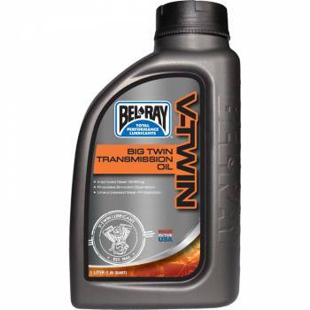 Bel-Ray V-Twin Big Twin Transmission Oil, 85W-140, 1L