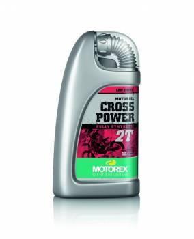 Motorex Cross Power, 2T-öljy, 1L