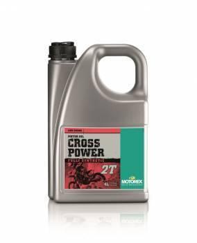 Motorex Cross Power, 2T-öljy, 4L