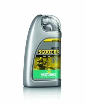 Motorex Scooter, 2T-öljy, 1L