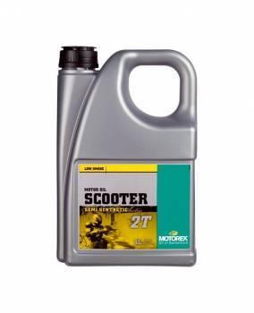 Motorex Scooter, 2T-öljy, 4L