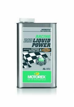 Motorex Racing Bio Liquid Power, 1L