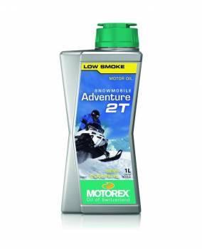 Motorex Snowmobile Adventure, 2T-öljy, 1L