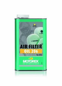 Motorex Air Filter Oil 206, 1L