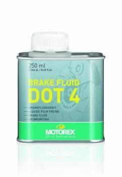 Motorex Brake Fluid DOT4, 250ml