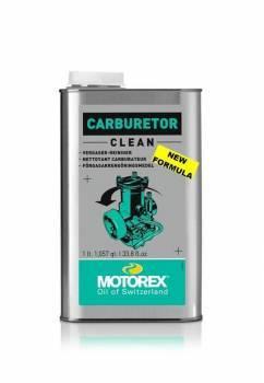 Motorex Carburetor Clean Fluid, 1L