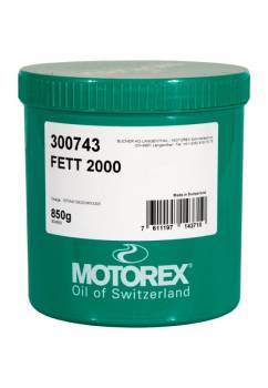 Motorex Bike Grease 2000, 850g