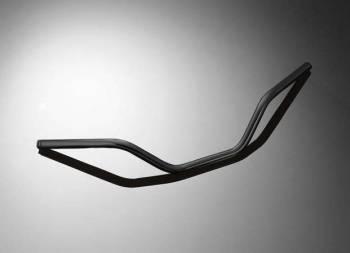 Highway Hawk -ohjaustanko, XLX musta, 25mm