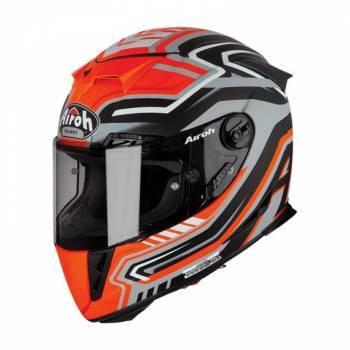 Airoh GP500 -kypärä, Rival oranssi