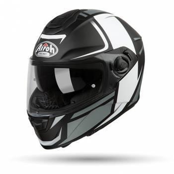 Airoh ST301 -kypärä, Wonder musta/valkoinen