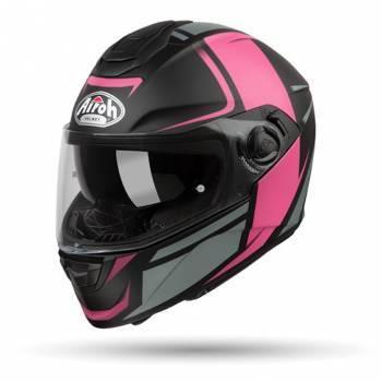 Airoh ST301 -kypärä, Wonder musta/pinkki