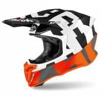 Airoh Twist 2.0 -kypärä, Frame oranssi
