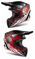Airoh Twist 2.0 -kypärä, Katana punainen