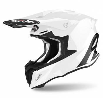 Airoh Twist 2.0 -kypärä, valkoinen