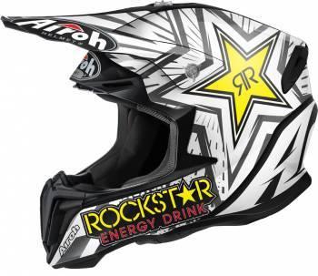 Airoh Twist -kypärä, Rockstar