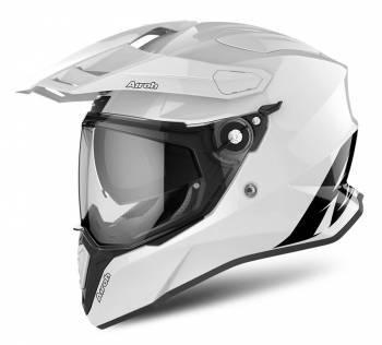 Airoh Commander -kypärä, valkoinen