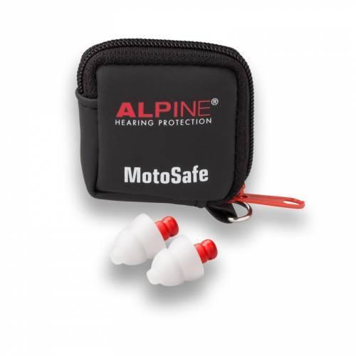 Alpine MotoSafe Race -korvatulpat