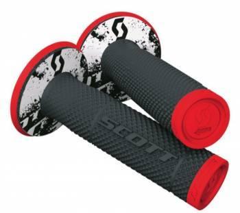 Scott SX2 Kit -kahvakumit, musta/punainen