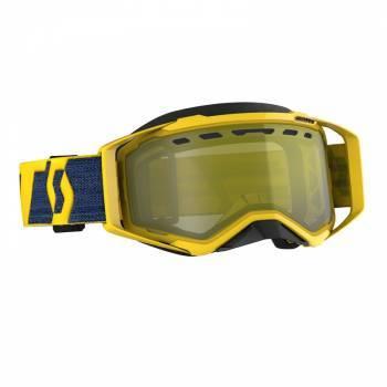 Scott Prospect SX -ajolasit, keltainen (yellow chrome)