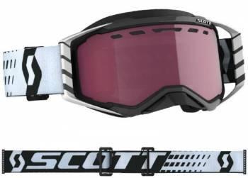 Scott Prospect SX -ajolasit, musta/valkoinen (rose)