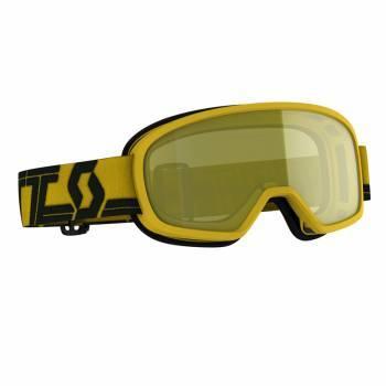 Scott Buzz Pro SX Junior -ajolasit, keltainen (keltainen)