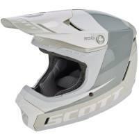 Scott 350 Evo Plus -kypärä, Carry valkoinen