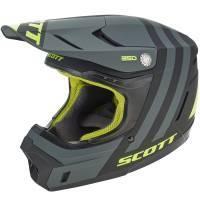 Scott 350 Evo Plus -kypärä, Dash keltainen
