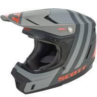 Scott 350 Evo Plus -kypärä, Dash oranssi