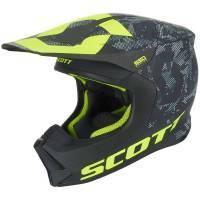 Scott 550 -kypärä, Camo keltainen