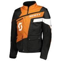 Scott 350 Adventure -ajotakki, musta/oranssi