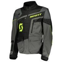 Scott 350 Adventure -ajotakki, musta/harmaa