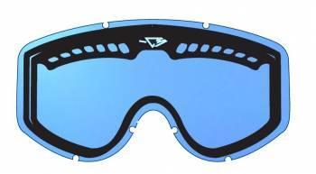 Scott -linssi, 80-sarja, tupla, turbo-flow, sky blue