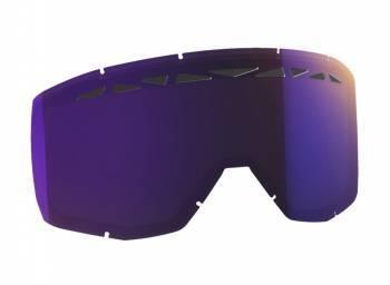 Scott -linssi, Hustle, tupla, ACS, purple chrome