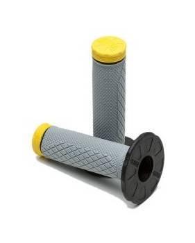 ProTaper Tri-Density Diamond -kahvakumit, harmaa/keltainen