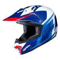 HJC CL-XY 2 Junior -kypärä, Argos valkoinen/sininen